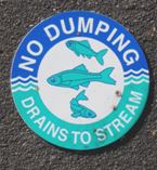 Stream Smart No Dumping Drains To Stream