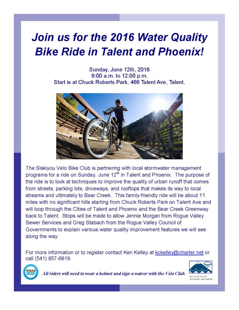 Water Quality Bike Ride Flyer 2016_Revised